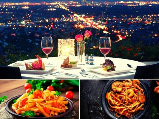 Best Romantic Restaurants New Delhi
